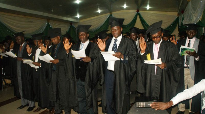 Put the patient at the centre of your practice, minister of state urges med lab inductees